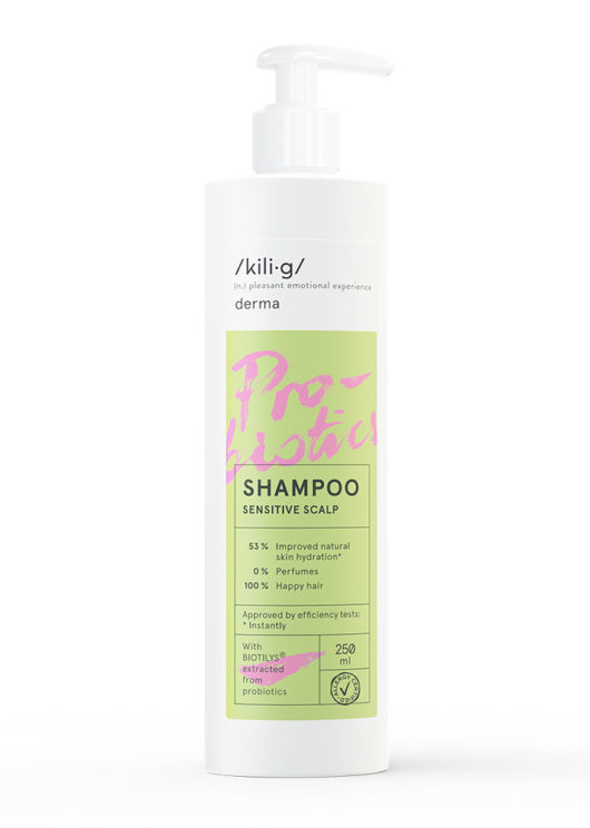 Shampoo for sensitive skin